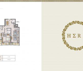 2 Bedroom - 1165 sq.ft