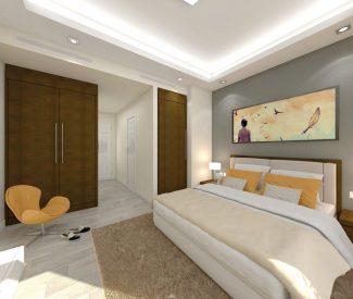 Hera Tower Bedroom