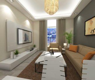 Living room - Hera Tower