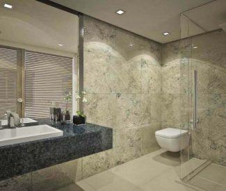 Wash room 1